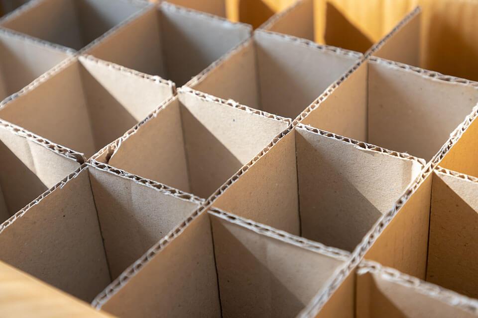 Divided carton packaging